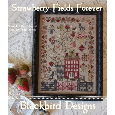 Magical Mystery Tour: Strawberry fields forever - BBD