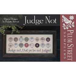 Judge not - PSS67