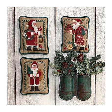 Santas Revisited II. TPS203