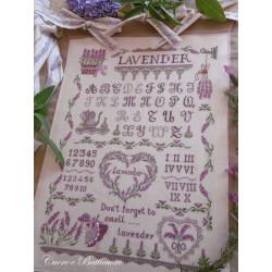 Lavender Sampler. Cuore e Batticuore 59