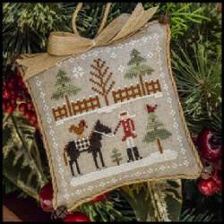Farmhouse Christmas. Horsin' around 2/9. LHN