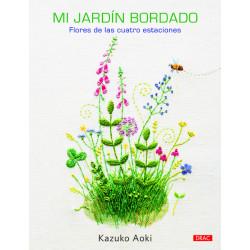 Mi jardin bordado. Aoki