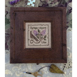 Botanical Stitches. Common Lilac 74