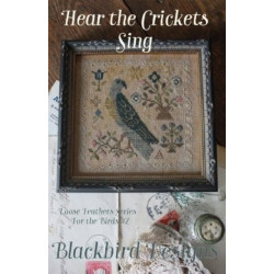 For The Birds VII. Hear The Crickets sing. BBD