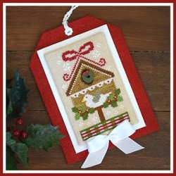 Classic Collection 9.Christmas Birdhouse - CCN