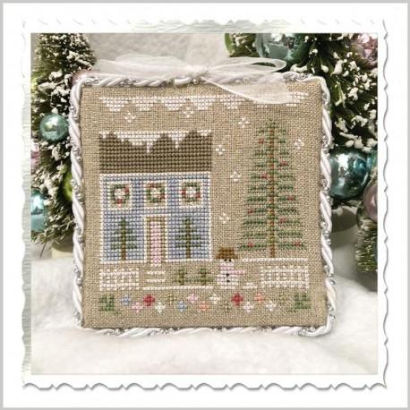 Glitter Village. Glitter House 1 1/9 CCN