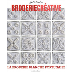 "Broderie Créative ""La Broderie Blanche Portugaise"" nº 79"