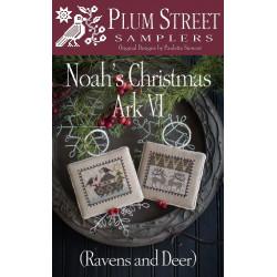 Noah's Christmas Ark VI. Pandas and Parrots. PSS