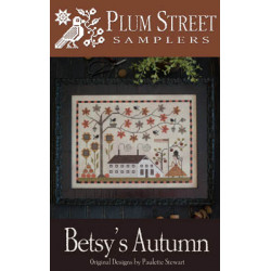 Betsy's Autumn - PSS97