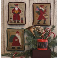 Santas Revisited VII. TPS208