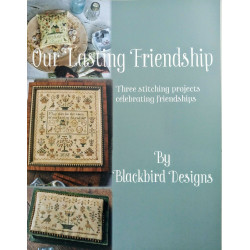 Our Lasting Friendship. Blackbird Designs