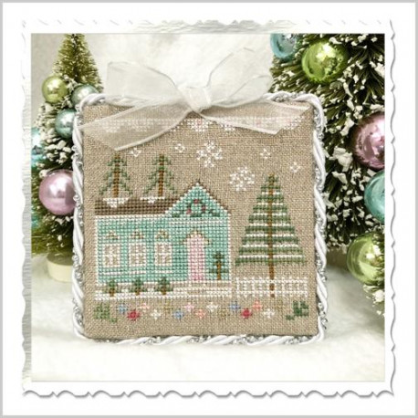 Glitter Village. Glitter House 7. 7/9 CCN