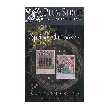 Spring Saltboxes - PSS100