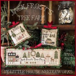 Jack Frost's Tree Farm. Part 4. Balsam Fir 4/7. LHN