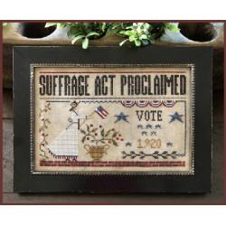Suffrage Act. LHN 177