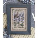 Botanical Stitches. Texas Bluebonnet. TDT 83