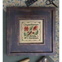 Botanical Stitches. Chrysanthemum. TDT 86