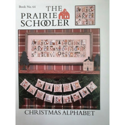 Christmas Alphabet- tps064