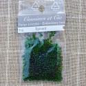 Epinard 1607. Perlas para bordar. Cousines et Cie