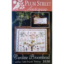 Caroline Broomhead 1838- PSS113
