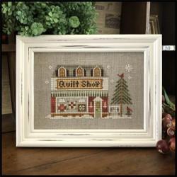 Hometown Holiday. Quilt Shop- LHN pc97b