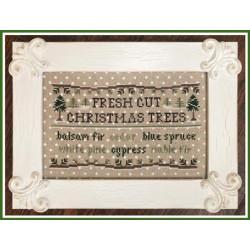 Fresh Cut Christmas Trees CCN 143