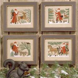Woodland Santas- tps96