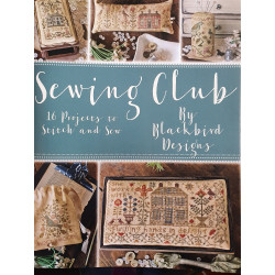 Sewing Club. Libro BBD