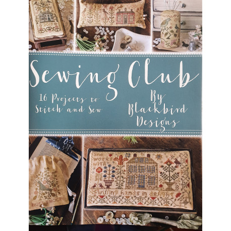 Sewing Club. Libro BBD