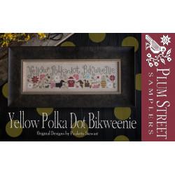 Yellow Polka dot Bikweenie - PSS102