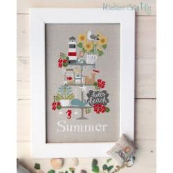 Celebrate Summer. Madame Chantilly 190