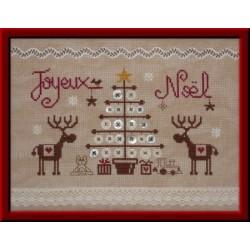Joyeux Noël aux Rennes - JP