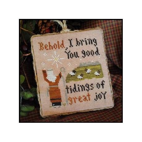 Good Tidings- Ornamentos 2011 - LHN