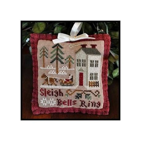 Sleigh Bells Ring - Ornaments 2012-LHN