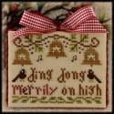 Ding Dong Merrily on High - Ornamentos 2012- LNH