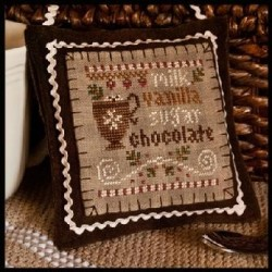 Hot Cocoa - Ornamentos 2012- LNH