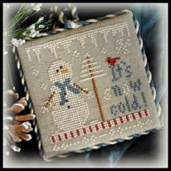 It's Snow Cold - Ornamentos 2012- LHN pc51