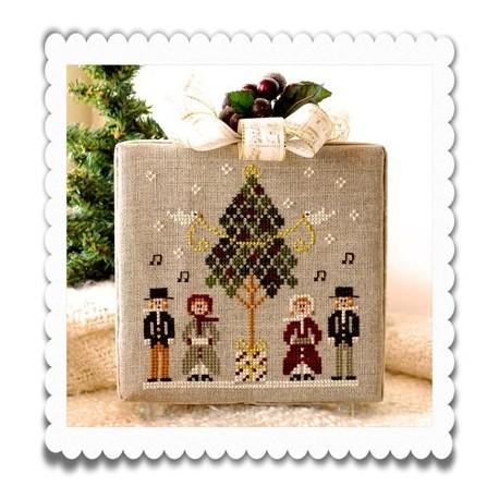 Hometown Holiday. Caroling Quartet - LHN pc 65