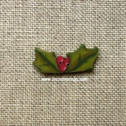 Small Holly Sprig 9663 - JABC