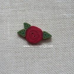 Tiny Red Rose  9670 -JABC