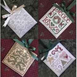Christmas Quartet - The Drawn Thread