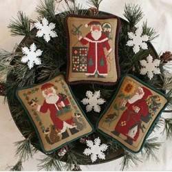 Santas Revisited I. TPS195