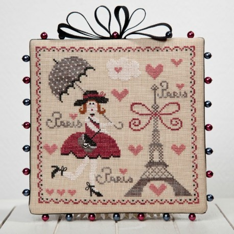 La Parisienne -Tralala 84