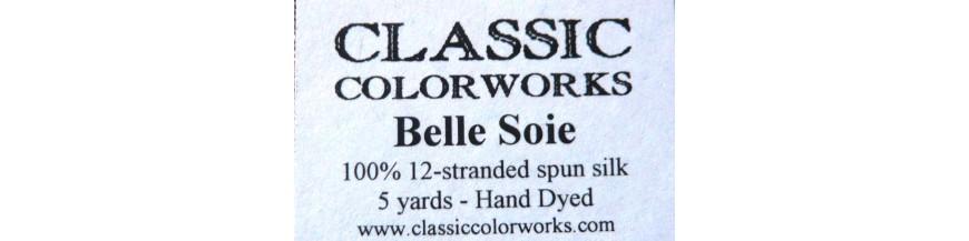 Hilo de seda Classic Colorwork silk (antes Belle Soie)