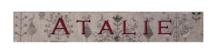 Atalie diseños de bordado