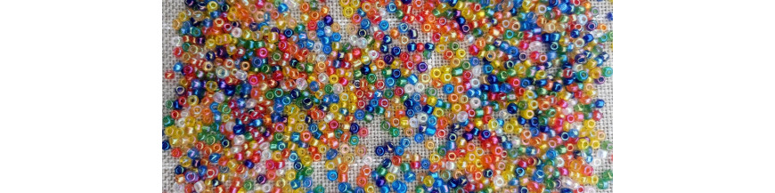 Perlas y abalorios