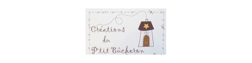Botones Le P'tit Bûcheron